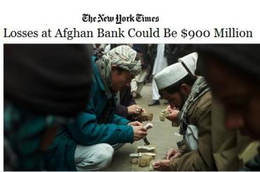 Democracy and the Missing Millions in Afganistan